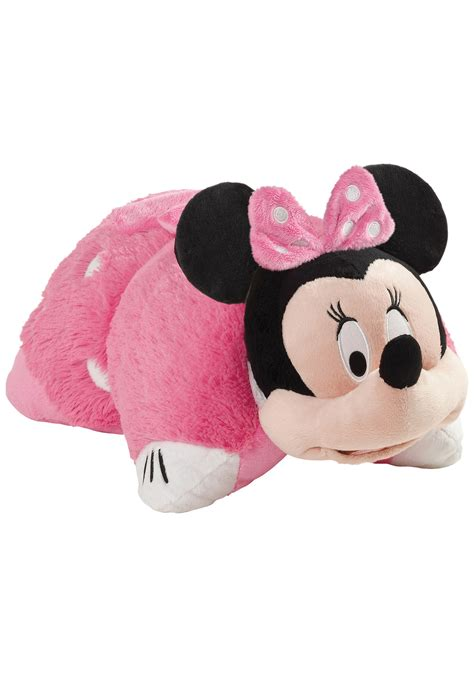 Pillow Pet Minnie Mouse by Disney Minnie Mouse Pillow Pet