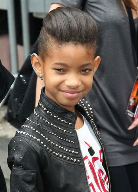 Willow Smith Hairstyle by Willow Smith Hairstyles Hairstyle For Black