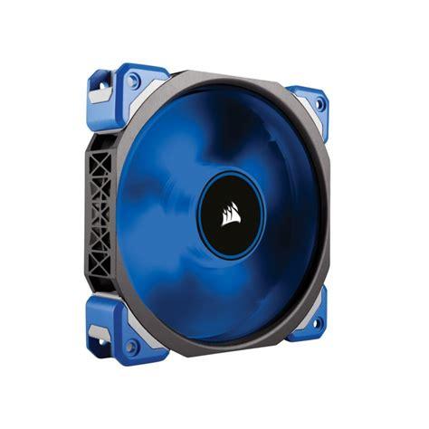 corsair ml120 pro led blue 120mm pwm premium magnetic levitation fan taipei for computers