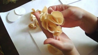 tutorial video making flower making tutorial series day 2 youtube