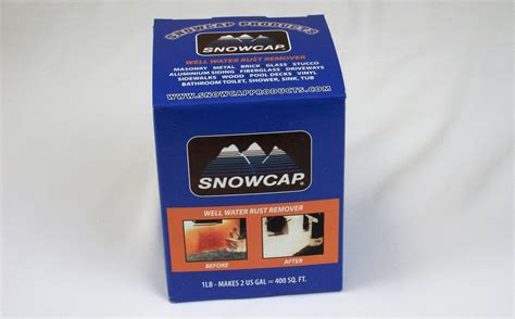 boat hull stain remover snowcap rust stain remover for boat hulls