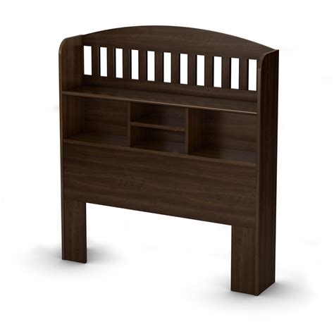 bookshelf headboard south shore newton twin bookcase headboard 39 quot by oj