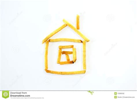 potato house potato house stock photography image 13360532