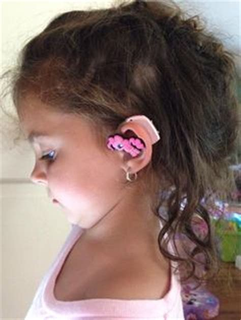 ponytail hearing aid my little pony hearing aids for kids https