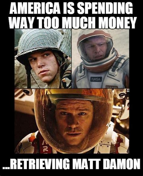 Matt Damon Meme - the science of the martian letsgeek