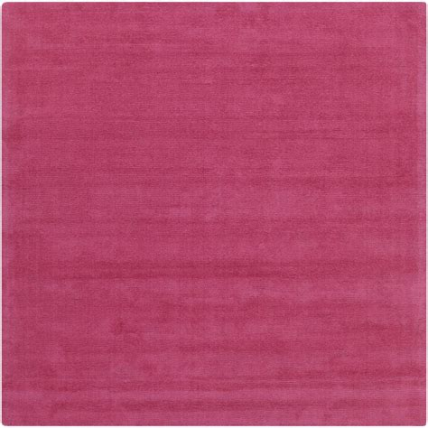 magenta area rug artistic weavers falmouth magenta 8 ft x 8 ft square indoor area rug s00151020733 the home depot