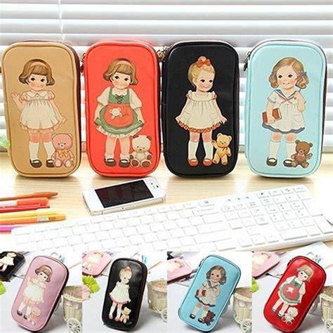 Sale Tas Ransel Boneka Fashion Anak Import Tk Doraemon fashion wanita tas lucu desain kartun boneka anak perempuan untuk tempat kosmetik pensil