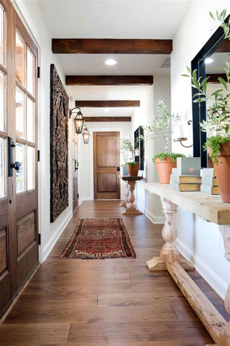 fixer foyer fixer a country home fully reimagined hgtv s