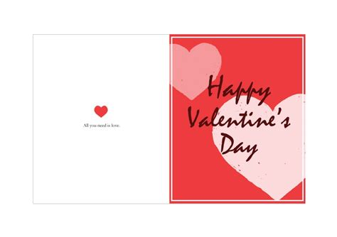 valentine s day printable cards free valentine s day