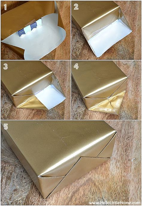 how to wrap a gift in 6 easy steps present wrapping tips 3 easy gift wrap ideas