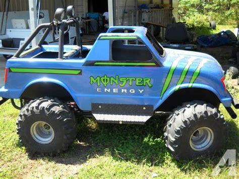 Bigfoot Carter Bros Monster Truck For Sale In Brooksville