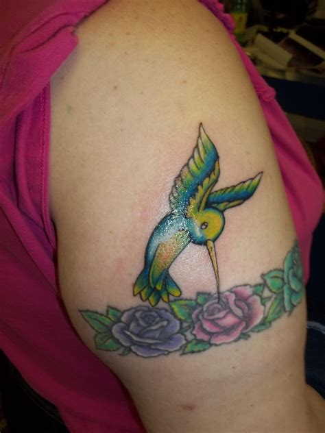 hummingbird with flower tattoo designs hummingbird tattoos designs ideas and meaning tattoos