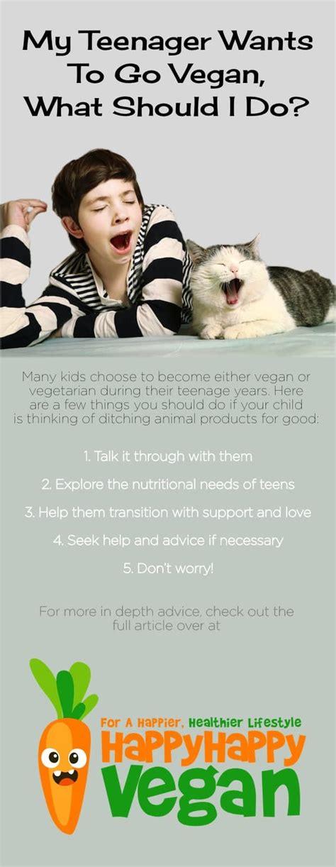 teenager    vegan