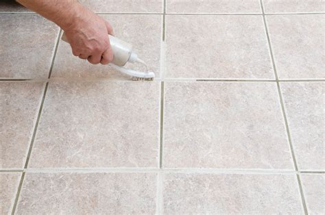 Cleaning Floor Grout Simple Routines To Cleaning Ceramic Tile Floors Homesfeed