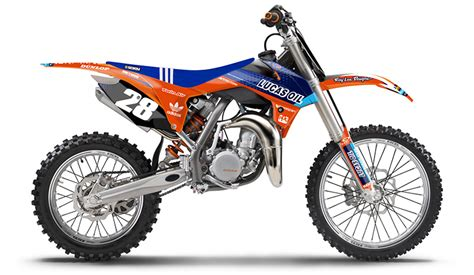 Ktm 85 Graphics 2013 2016 Ktm Sx 85 Team Issue Lo Motocross Graphics Dirt