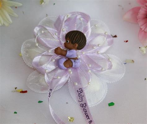 baby shower capias corsage