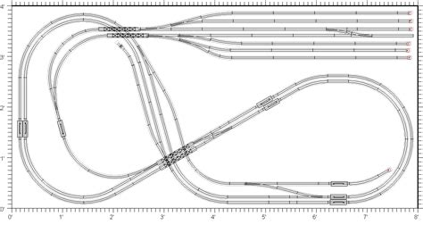 kato unitrack scenic local line track plan kato n scale track plans bing images