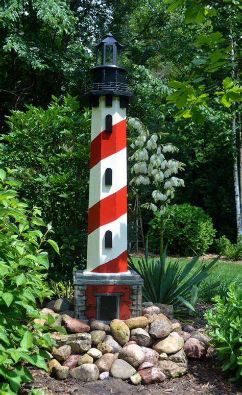 backyard lighthouse 41 best images about diy lighthouse on pinterest