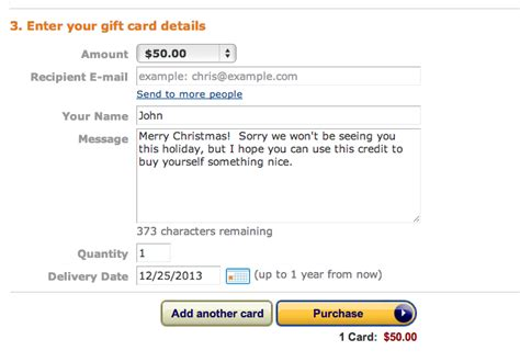 Amazon Mp3 Gift Card - last minute gifts for christmas designer mag