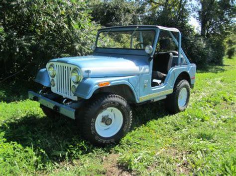 1971 Jeep Cj5 Find Used 1971 Jeep Cj5 Renegade In Naperville Illinois