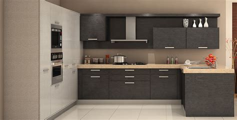 Open Kitchen Designs Kitchen Design I Shape India For | indian kitchen design l shape