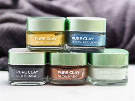 L Oreal Clay Mask essential twenty mask friday which l oreal
