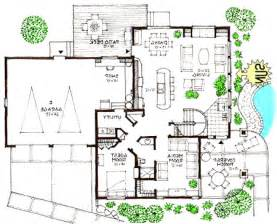 ultra modern home floor plans decor ideasdecor ideas
