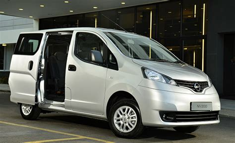 nissan nv200 griffin auto pte ltd