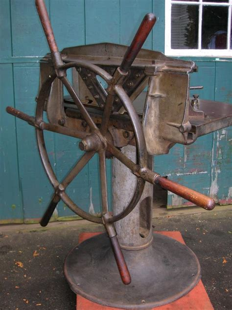 sale oliver  ships wheel miter trimmer