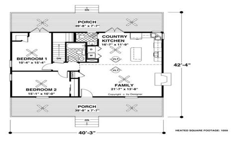 Large Cottage House Plans by Forest Lake Cottage House Plan Lake Cottage House Plans