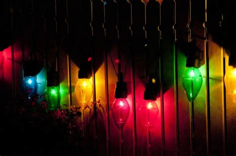 collections of giant christmas tree lights easy diy