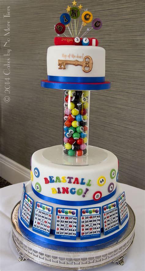 family bingo cake     day   annual family flickr
