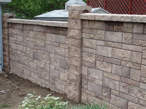 Decorative Concrete Block by Brick Wall Designs Decorative Concrete Block Concrete