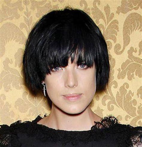 cute short haircuts black hair 20 cute short haircuts short hairstyles 2017 2018
