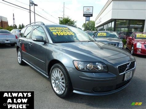 2007 titanium grey metallic volvo v50 t5 awd 35551120 gtcarlot car color galleries