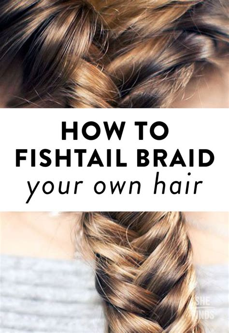 How To I French Plait My Own Side Hair | how to i french plait my own side hair how to do a
