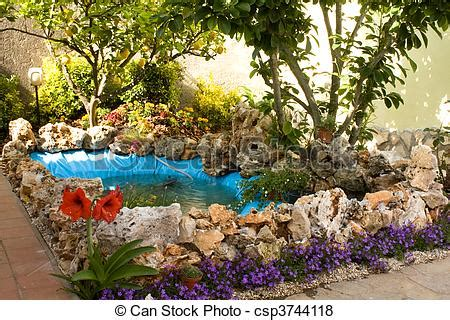 Pond Decor by Pictures Of Pond In The Garden Home Garden Garden