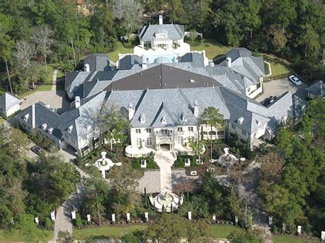 biggest house in texas house of the day one of the most expensive and overdecorated homes in houston is on