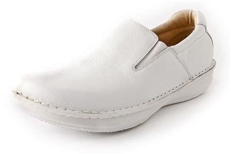alegria s oz white tumbled leather every style
