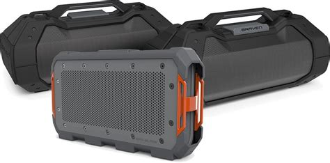 best rugged speaker ces 2016 braven unveils new rugged bluetooth speakers and portable battery for iphone and