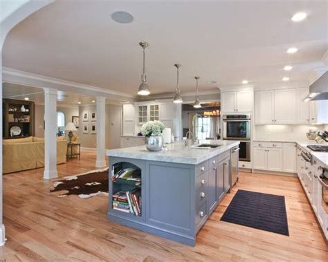 open concept kitchen ideas galley kitchen with island open concept design penny