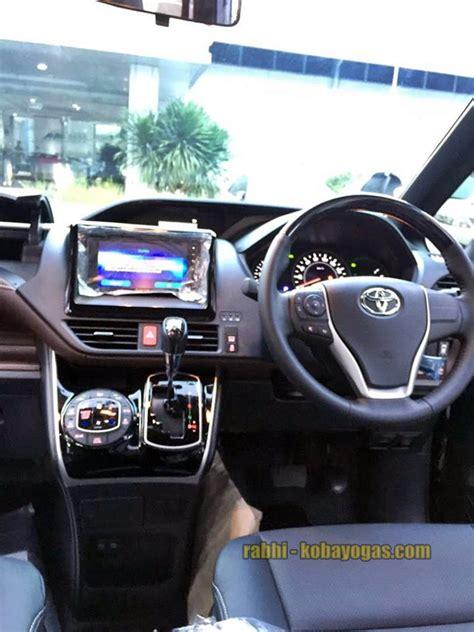 Interior Toyota Terbaru interior toyota voxy terbaru 2017 1 kobayogas your