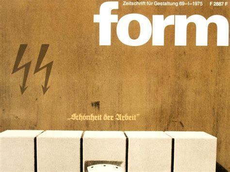 form design zeitschrift ruempelstilzchen form zeitschrift f 252 r gestaltung