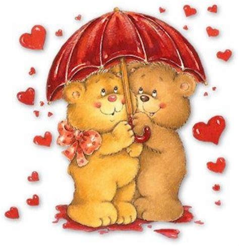 imagenes de amor animadas de osos imagenes romanticas de osos imagui