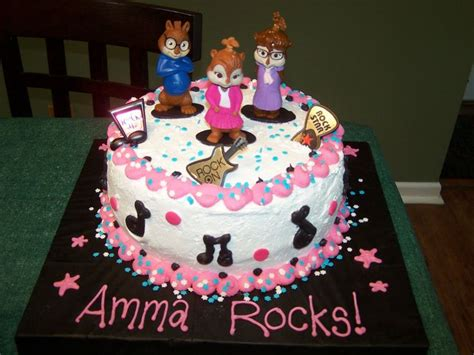 Jims Honey Minnie Chole Bags the chipettes cake bday the
