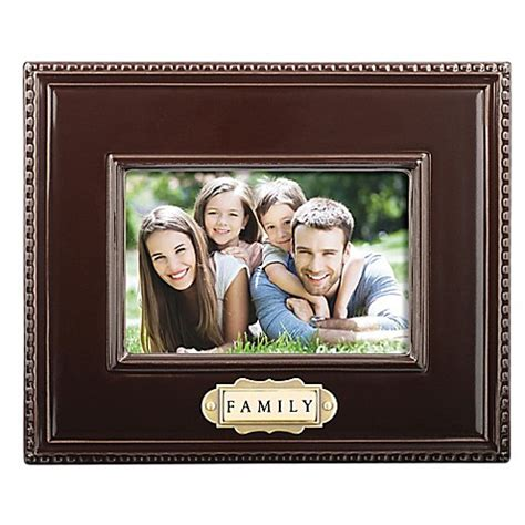 4 Inch Picture Frame by Grasslands Road 174 4 Inch X 6 Inch Quot Family Quot Picture Frame In