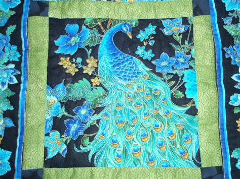 quilt pattern peacock peacock quilt need more fmq advice