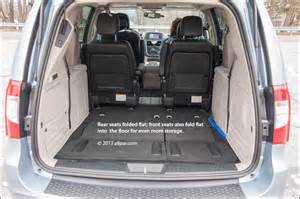 Chrysler Town And Country Cargo Space Chrysler Minivan Cargo Dimensions 2017 2018 Best Cars