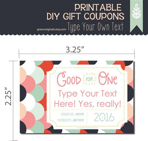 free printable love coupons for wife printable love coupon book editable diy gift by greenoriginals