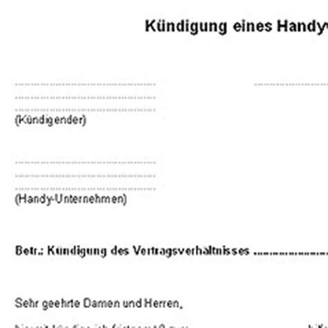 Handyvertrag Kündigen Blau De Vorlage K 252 Ndigung Handyvertrag Deutsche Anwaltshotline